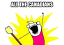 all the canadians