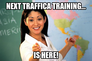 Traffica Training
