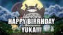 Happy Birrhday Yuka!!!