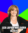 liza lapira was born in 1975